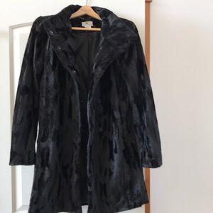 Faux Fur Coat by Worthington